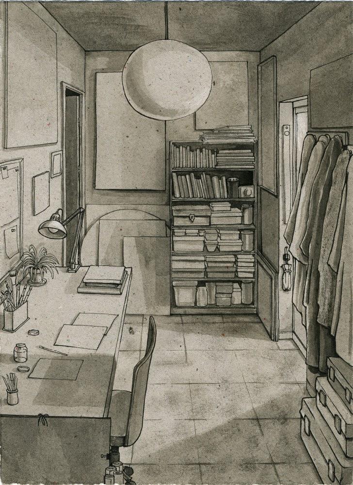 Una casa en la memoria # 3 by Marta Alonso Berná.