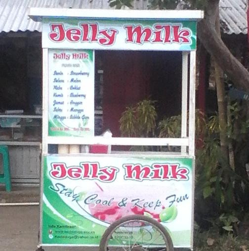 Jelly Milk Jepara - Jawa Tengah