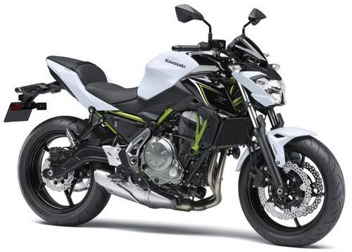 Harga Kawasaki Z650 dan Spesifikasi Desember 2016