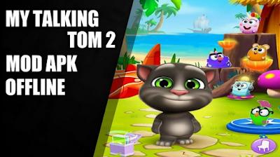 My Talking Tom 2 Apk Mod Unlimited Money