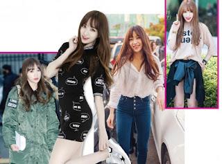 Tampil Modis Dengan Model Baju Girlband Korea