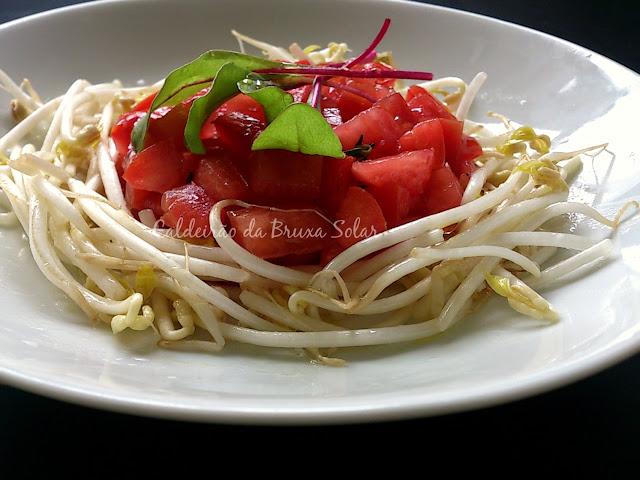 Tartar de tomates