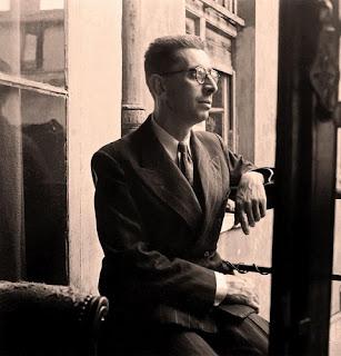 Robert Desnos au 19 rue Mazarine en 1942