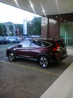 Dealer Mobil Honda CRV di dealer mobil honda klari karawang