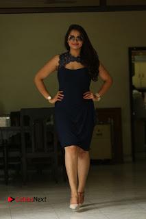 Actress Ashwini Pictures in Short Dress at Vinodam 100 Percent Press Meet  0437