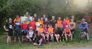 Repérage Trail en Guirec et Sortie VTT du WE