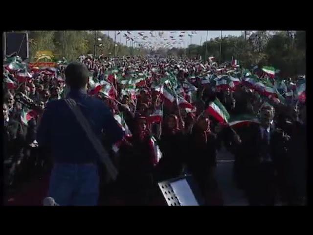 ایران-گزارش تصویری بزرگداشت 30 دی -جشن مجاهدان اشرفی در لیرتی 1394