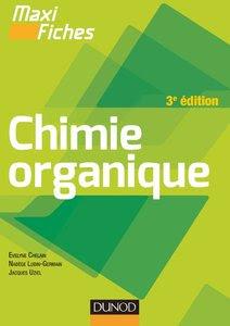 Télécharger Livre Gratuit Maxi fiches - Chimie organique pdf
