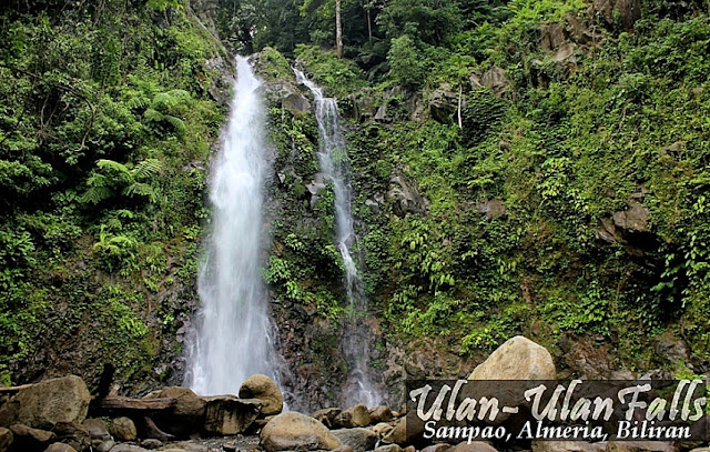 Ulan-Ulan Falls Biliran