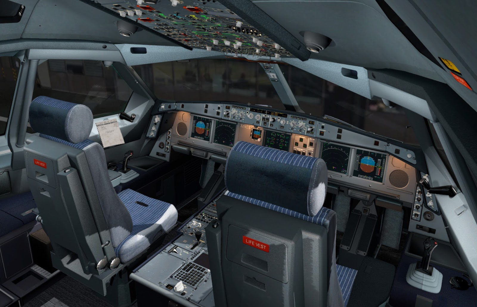 JarDesign Airbus A330-243, Windows Only - Master Addons