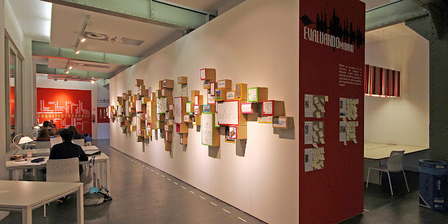 Exposición Arquitangentes URJC