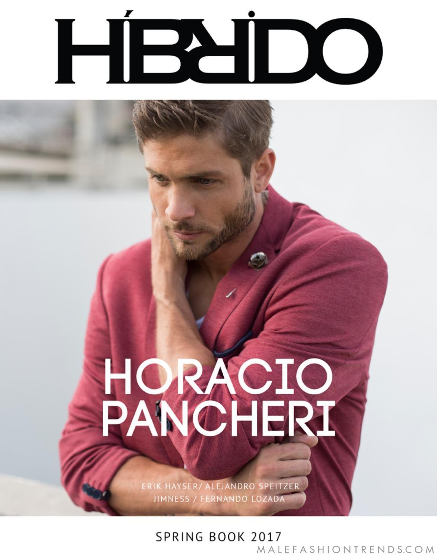Horacio Pancheri para Híbrido Magazine por Alejandro Salinas