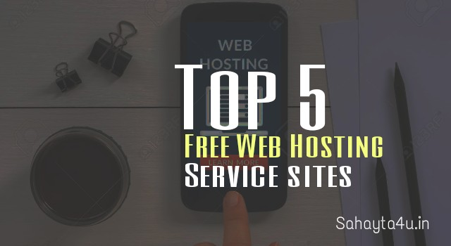 Free Web Hosting Sites