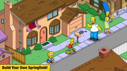 screen520x924 best The Simpsons Tapped Out v4.23.6 +7 [Free Store + More] Technology