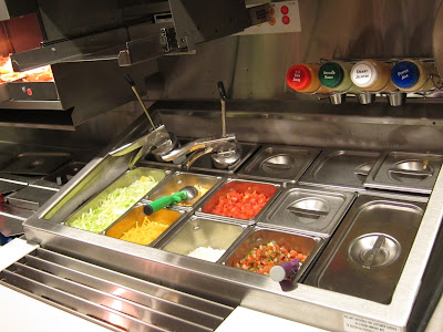 Inside a Taco Bell Kitchen