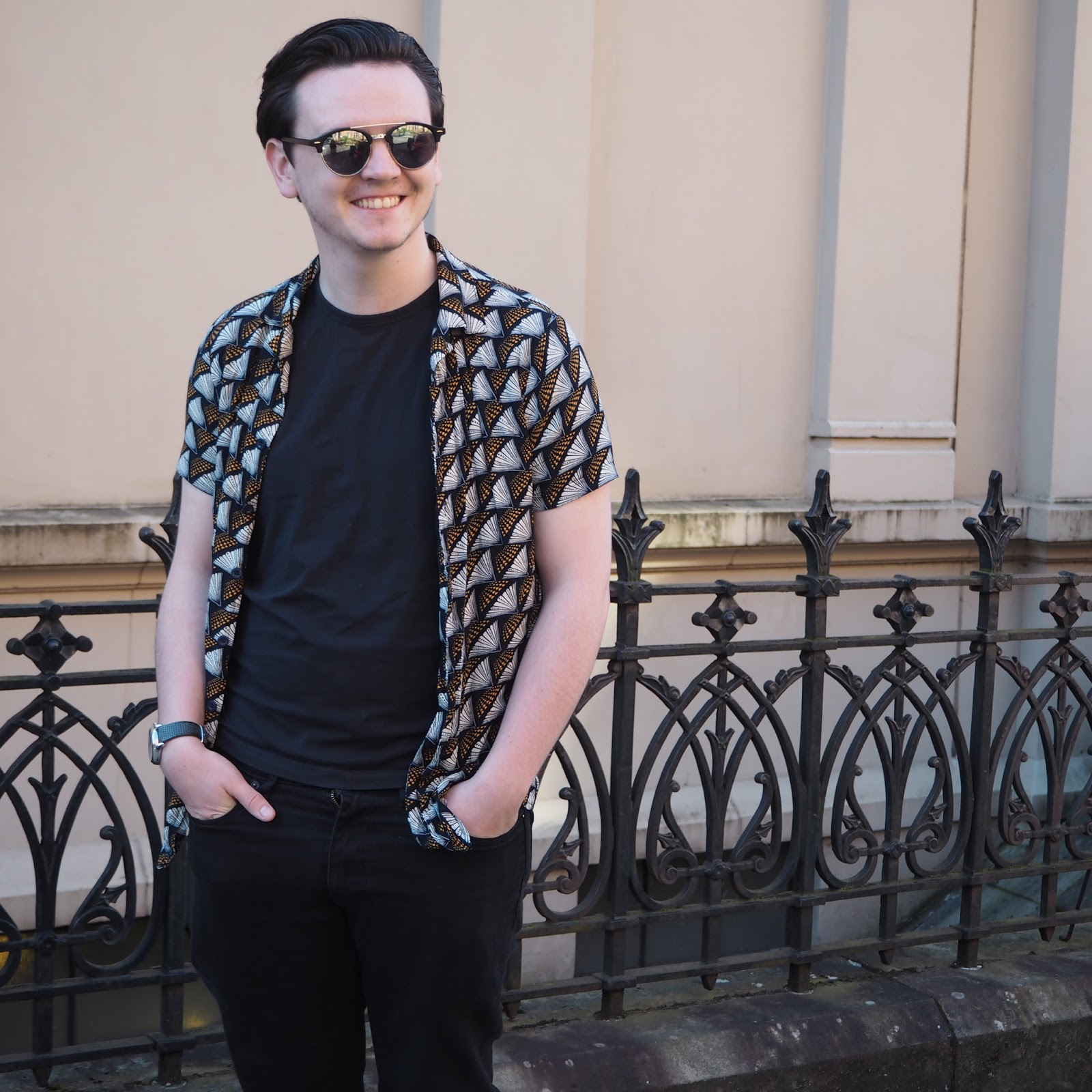 Summer Styles with BoohooMan | Wasted Little PJ Scottish Male Lifestyle Blog