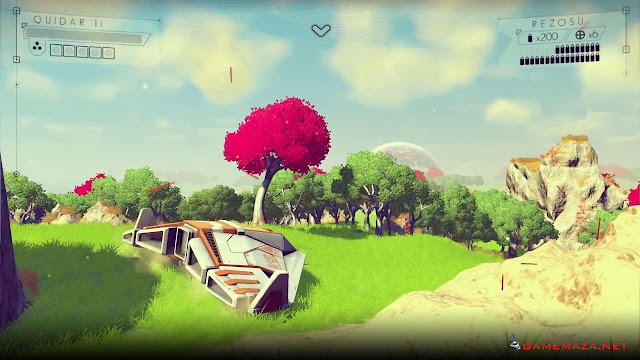 No Man's Sky Gameplay Screenshot 4