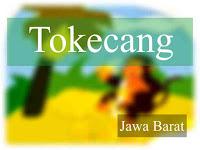 Lirik lagu tokecang daerah Jawa Barat