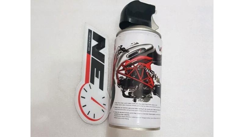 gambar dan harga botol Verzo chain lube terbaru