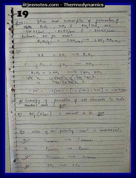 Thermodynamics Notes4