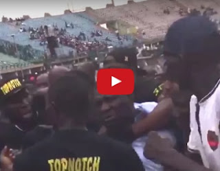Video of Afikuyomi Manhandled At APC Lagos LG Primary Election