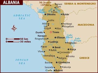 Νέα πρόκληση από την Αλβανία - Χαράσσει μονομερώς χερσαία και θαλάσσια σύνορα με την Ελλάδα