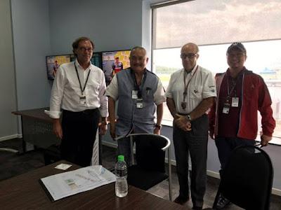 Pembangunan Sirkuit MotoGP di Jakabaring Kira-kira 17 Bulan..