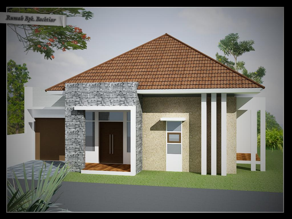 Top Model Teras Rumah Minimalis Atap Limas Gubukhome