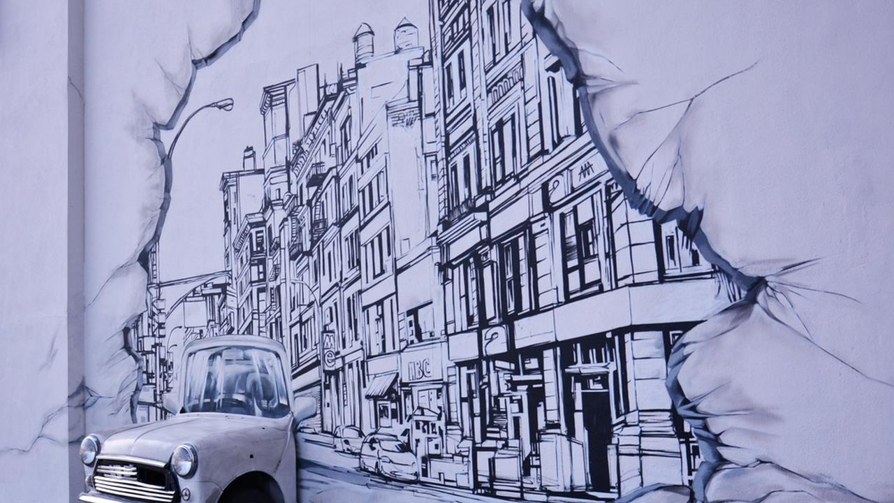 √ Jasa Lukis Dinding Mural Siap Menjadi Inspirasi Ruangan