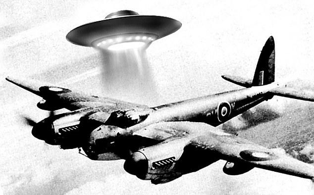 Thế lực bí ẩn nào đã đùa giỡn với những phi công trong thế chiến 2?