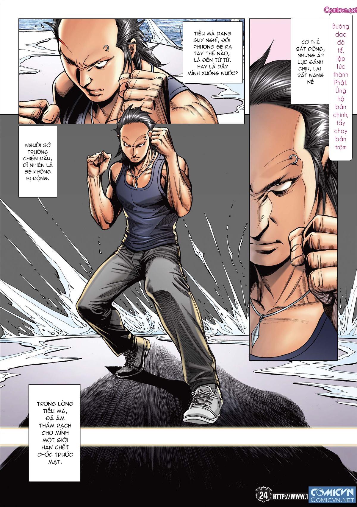 Người Trong Giang Hồ chapter 2148: tiểu mã vs gia đằng nhị trang 20