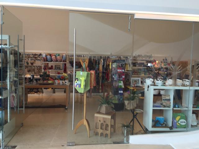 Loja - Museu do Amanhã