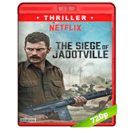The Siege of Jadotville (2016) WEBRip 720p Audio Dual Latino-Ingles