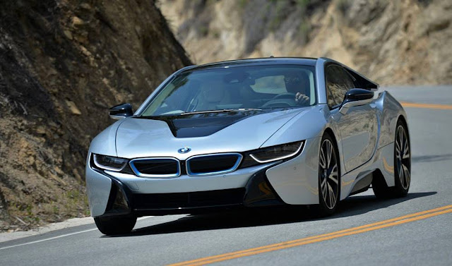 BMW Doubles Down on EVs
