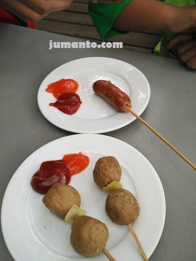makanan grafika cikole