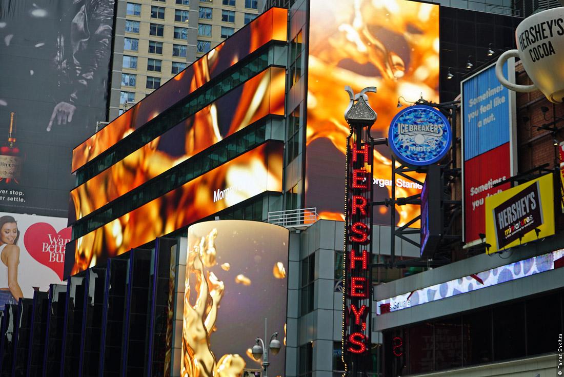 Broadway, Manhattan, New York