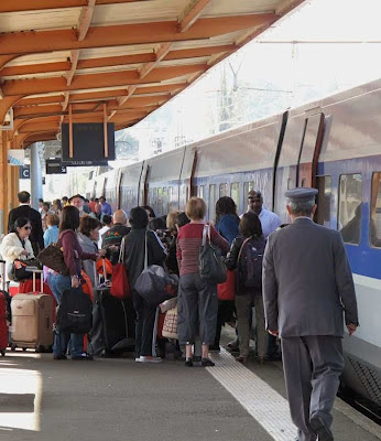 Estação de trem de Lourdes