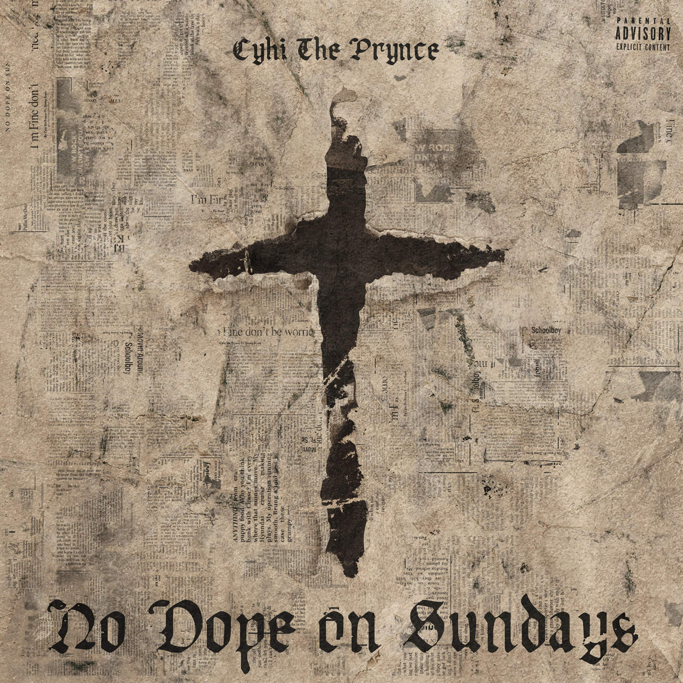 Download Cyhi The Prynce No Dope on Sundays [iTunes Plus AAC M4A