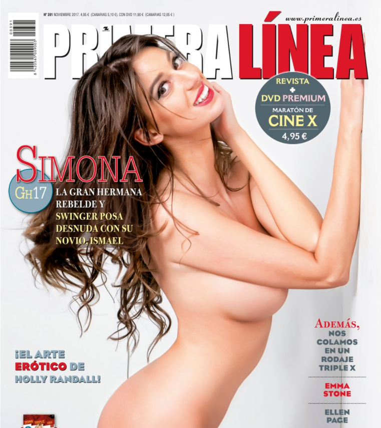 Simona De Gh17 Se Despelota Para Primera Linea Con Su Exviceverso