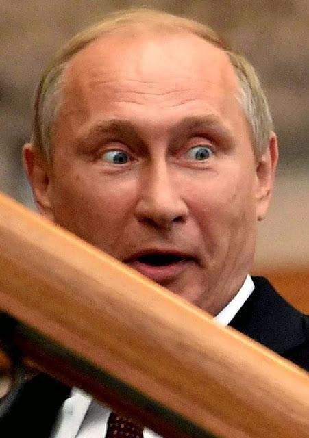 Putin está vendo complôs por toda parte e mandou recrudescer a repressão.