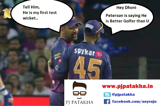 IPL 10 funny Jokes, Tweets and memes