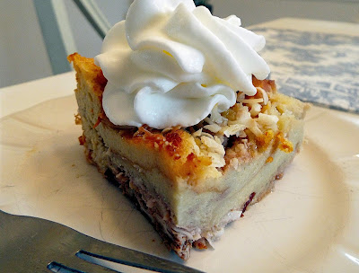 Loaded Bread Pudding