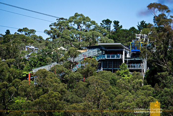 Scenic World Blue Mountains Katoomba