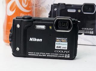Jual Nikon W300 2nd