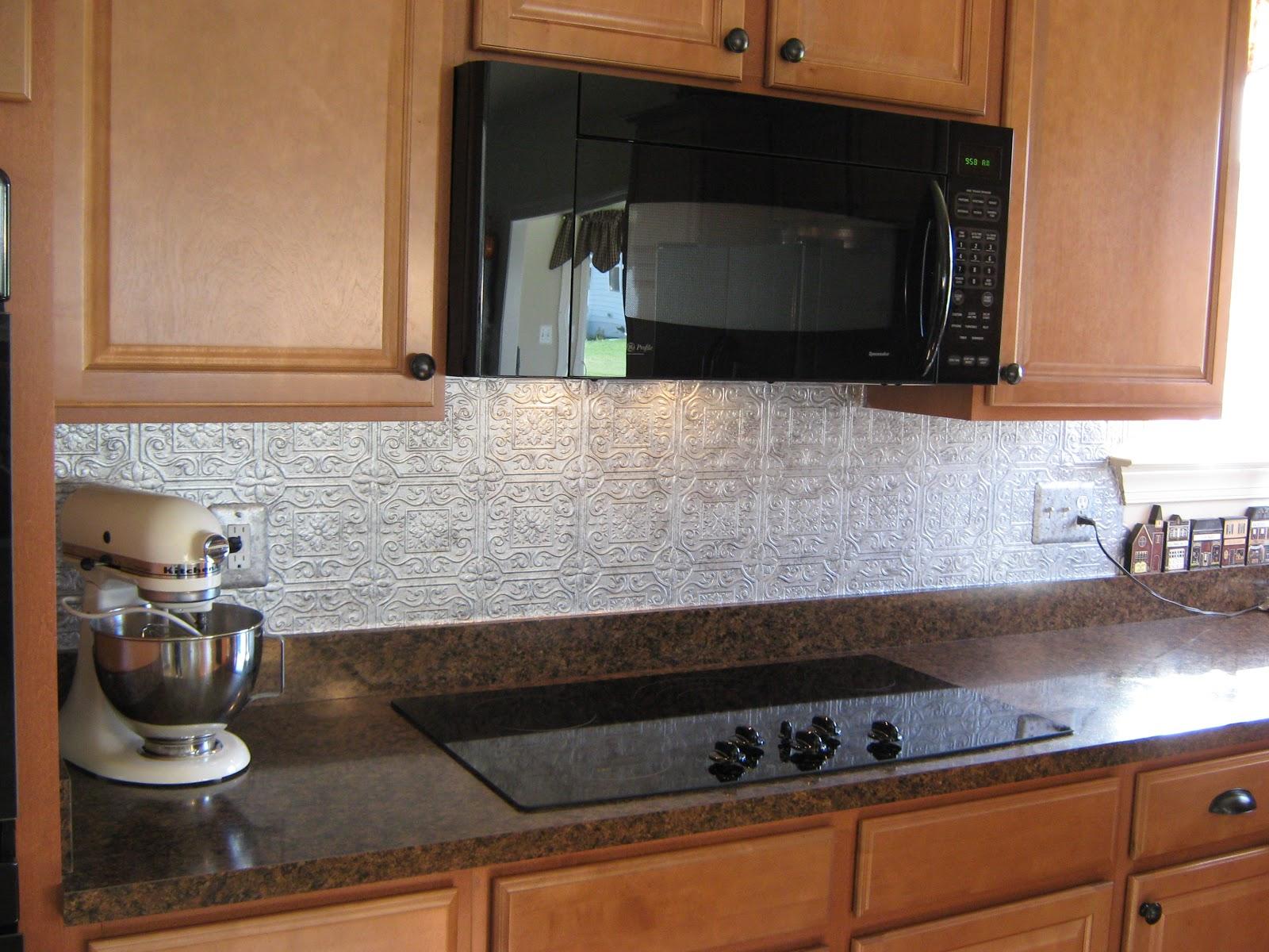 kitchen backsplash kindwords metal kitchen backsplash fake punched tin backsplash metal kitchen backsplash