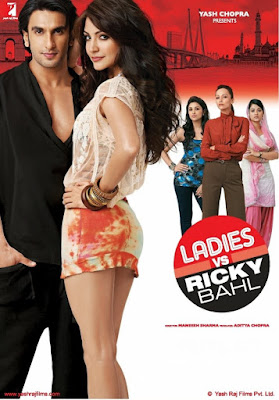Ladies Vs Ricky Bahl 2011 Hindi 720p WEB HDRip 1.1Gb x264