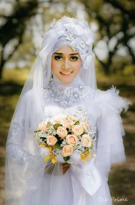 Model Hijab Untuk Pernikahan