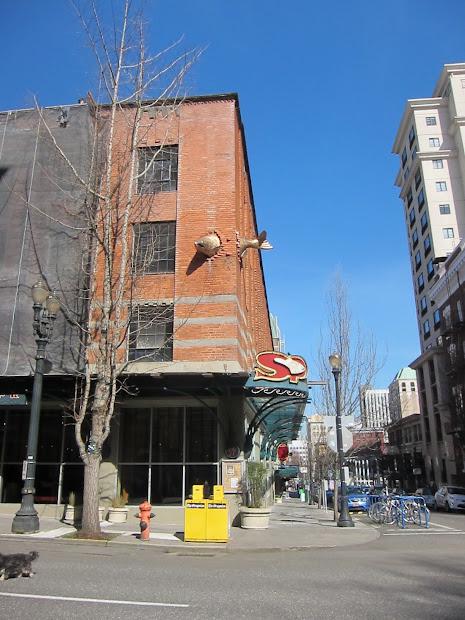 Celeste Bergin Visiting Portland Art Museum Rothko
