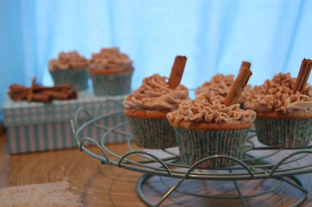 cupcakes-de-arroz-con-leche, rice-pudding-cupcakes
