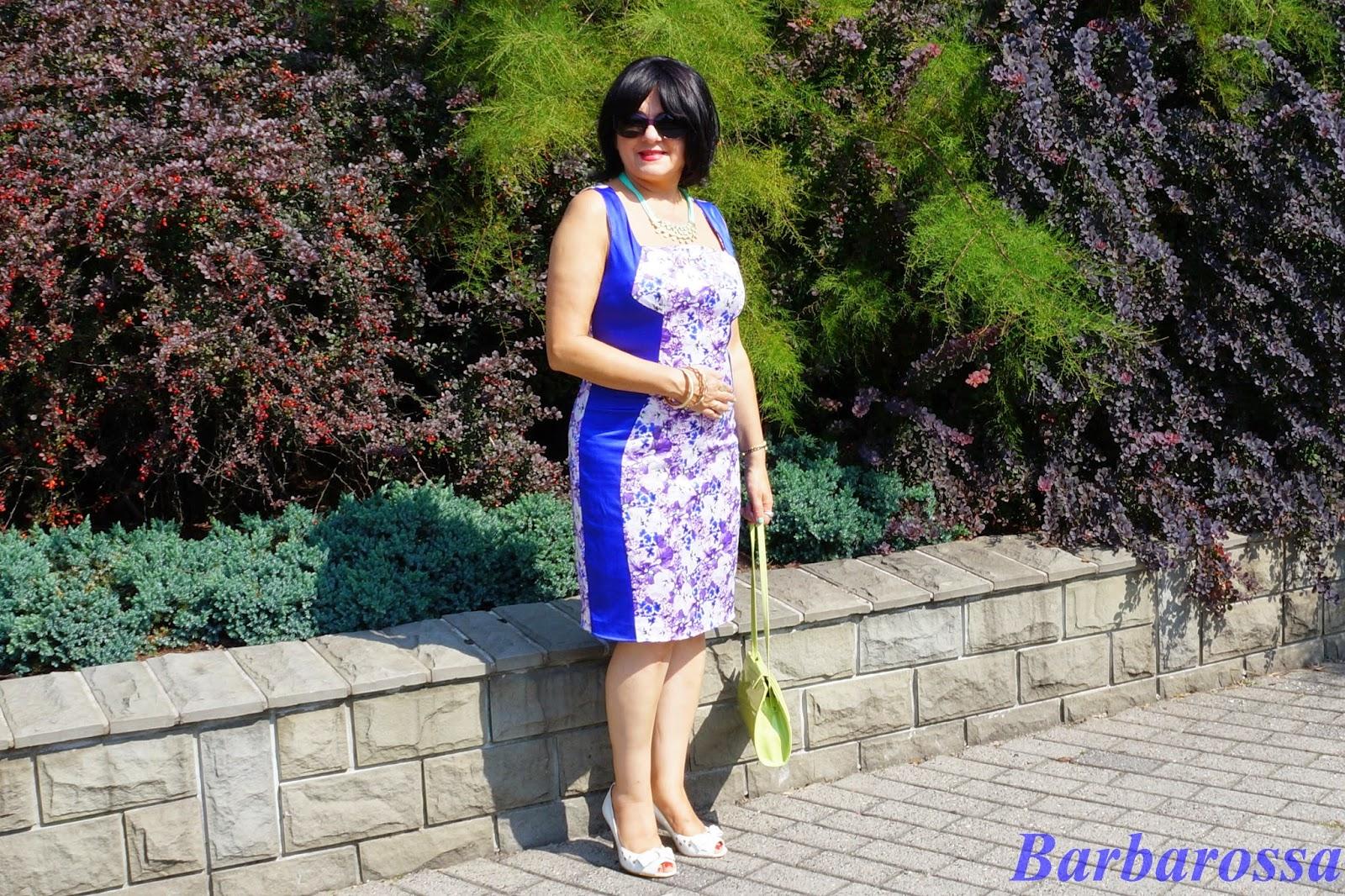 Iść W Stronę Słońca Babie Lato Na Niebiesko Refleksje
